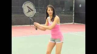 Broudy Tennis: Beginner tennis lesson