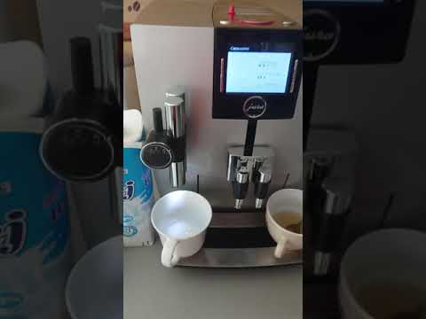 Jura J9.3 One Touch Cappuccino