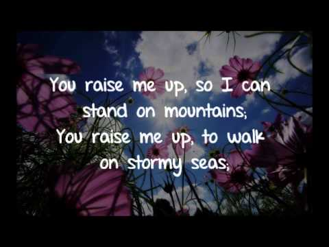 Celtic Woman - You raise me up with lyrics