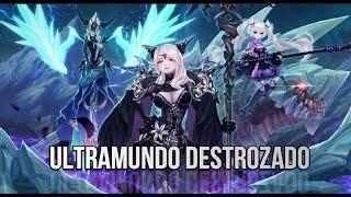 Aura Kingdom 2019 | Ultramundo Destrozado INF | Shattered Netherworld Hell mode | NINJA 99