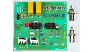 Cyrob: Le traceur de courbes de transistor thailandkit CH-012