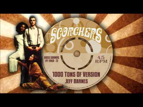 Jeff Barnes - 1000 Tons Of Version