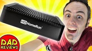 DVR RECORDER FOR ANTENNA TV | HDHomeRun Extend Hardware Installation p1