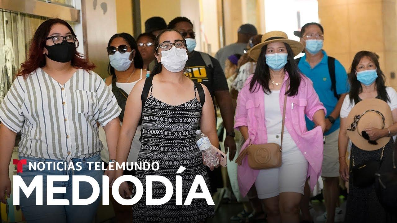 Download Noticias Telemundo Mediodía, 27 de julio de 2021 | Noticias Telemundo