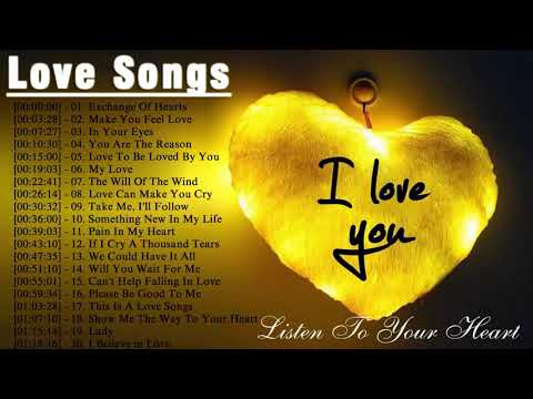 The Most Romantic Old Love Songs 70's 80's Playlist - The Greatest Love Song Ever