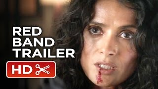 Everly Official International Trailer #1 (2015) - Salma Hayek Movie HD