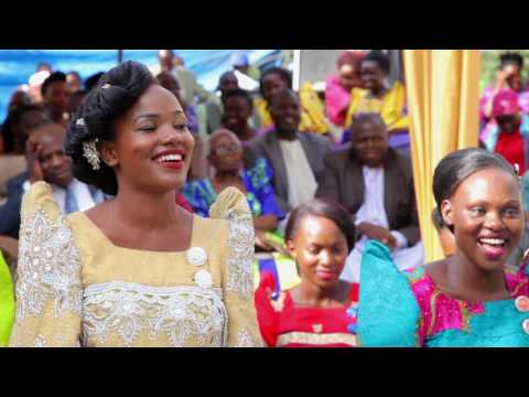 Esther and Samson Kwanjula Party