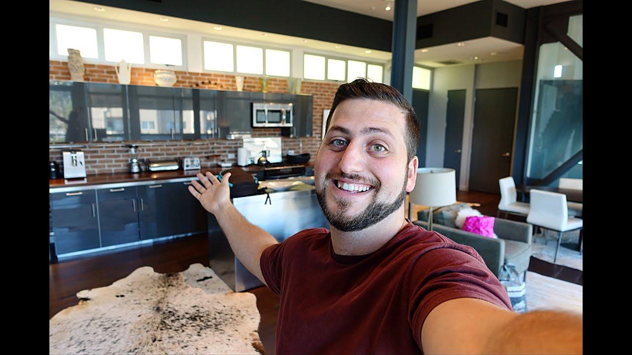 New Apartment Alex Mandel Vlog