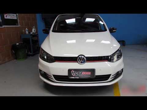 VW Fox Run - Loja Mega Som estética sempre vai bem