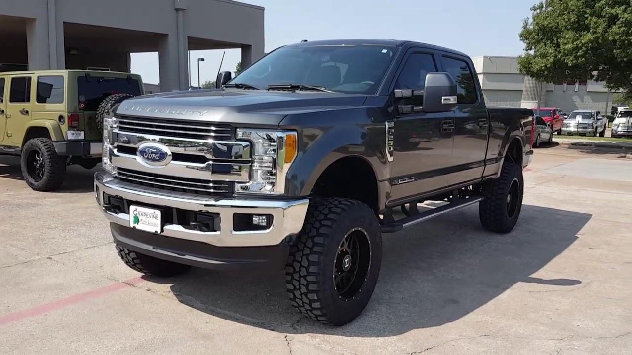 4x4Works.com 2017 Ford F250 6 Inch Custom Suspension Lift Wheels Tires McKinney Dallas Plano ...