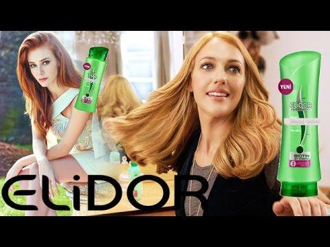 Meryem Uzerli   Elçin Sangu   Elidor Saç Reklamı