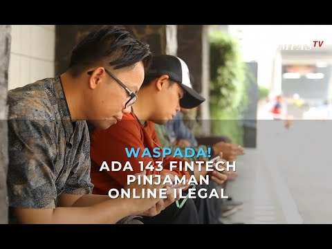 Waspada Ada 143 Fintech Pinjaman Online Ilegal Youtube