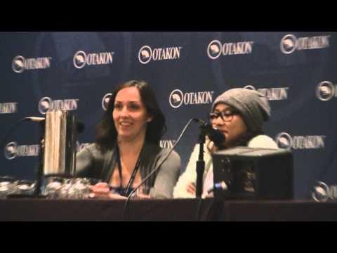 Otakon 2014 = Carrie Keranen & Christine Cabanos Q&A