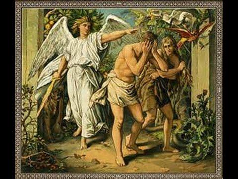 The Book of Adam & Eve   Entire First Book (AUDIO BOOK)