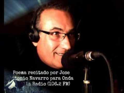Poema: Si alguna vez me olvidaras para Onda Sevilla Radio (106.2 FM)