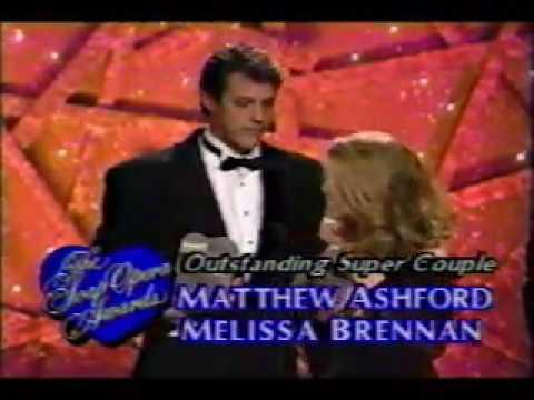 Soap Opera Digest 1991 Matt Ashford - Missy Reeves