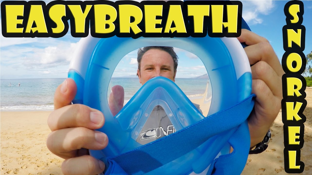 Tribord Easybreath Review