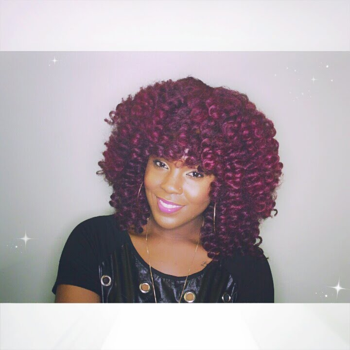 CROCHET BRAIDS? NAW BOO, ITS WEAVE (WIG) - YouTube