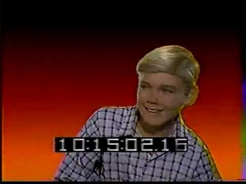 Ricky Schroder ~ NBC *Be There* Outtakes