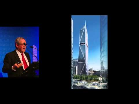 "CTBUH 2014 Shanghai Conference - Jeffrey Heller, ""A LEED Platinum Global Model"""
