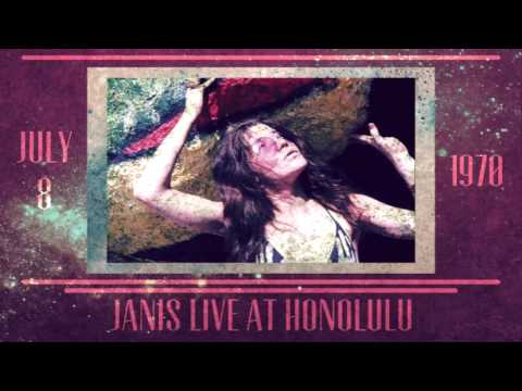 Half Moon - Janis Joplin Live at Honolulu 1970