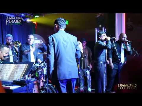 Lluvia - Eddie Santiago y Orq. - Diamond Lounge VA - USA 2017