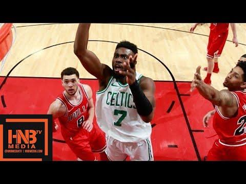 Boston Celtics vs Chicago Bulls Full Game Highlights / March 5 / 2017-18 NBA Season