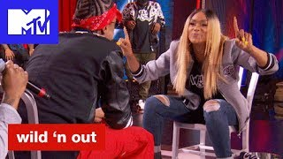 'Tami Roman Is Talkin' Spit' Official Sneak Peek | Wild 'N Out | MTV