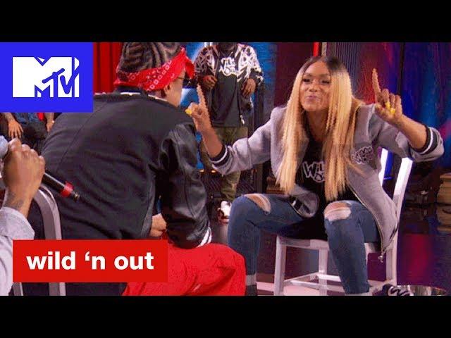 Tami Roman Is Talkin Spit Official Sneak Peek   Wild N Out   MTV