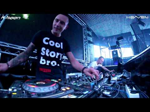 Dj X-Meen Live Mix - Heaven - Zielona Góra - 08.10.2016 HD