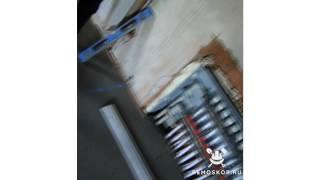 Монтаж перегородок из гипсокартона с каркасом ч.1(Данное видео является частью мастер-класса. Полный мастер-класс по монтажу перегородок из гипсокартога..., 2013-08-07T08:51:29.000Z)