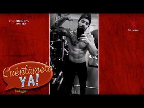 Maluma enseña más de la cuenta en redes sociales | Las Rápidas de Cuéntamelo YA!