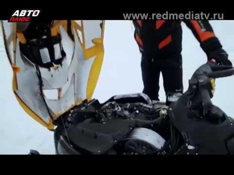 Снегоход STELS 800 Росомаха | Два Колеса