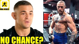 Conor McGregor is going to SMOKE Dustin Poirier at UFC 257, Dustin has no chance-Lee,Bisping on TJ