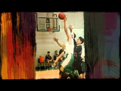 Lake Arrowhead Christian School Eagles 2014-2015 basketball recap