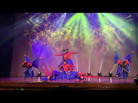 Team Laukya || Christ University || Darpan 2017|| Dance performance ||