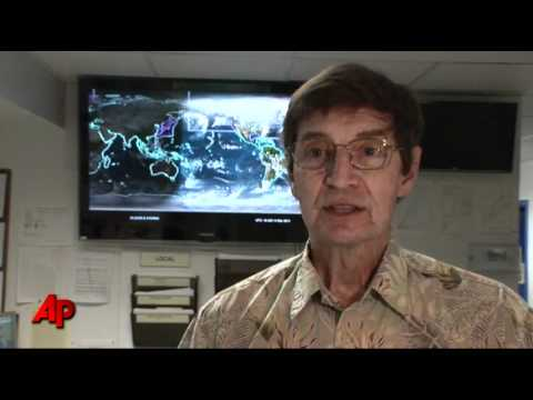 Tsunami Expert: a Few More Quakes to Worry About