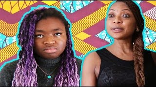 Growing Up With An African Mum