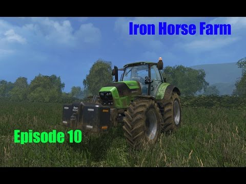 Iron Horse Farm Episode 10 | Selling The Silage!