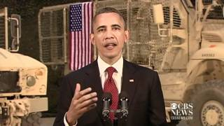 Obama outlines steps to ending Afghanistan war