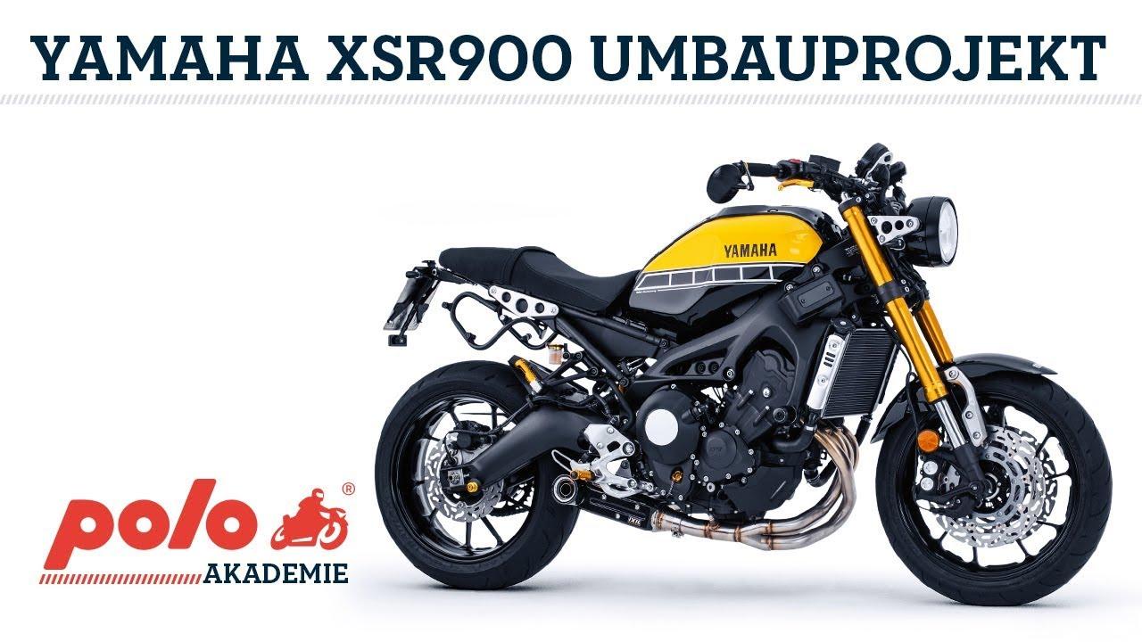 Yamaha XSR900 Umbau