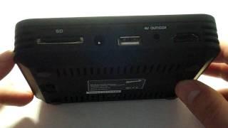 Обзор мультимедийного плеера Iconbit HDM3 HDMI