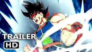 PS4 - Dragon Ball FighterZ Bardock Intro (2018) DLC