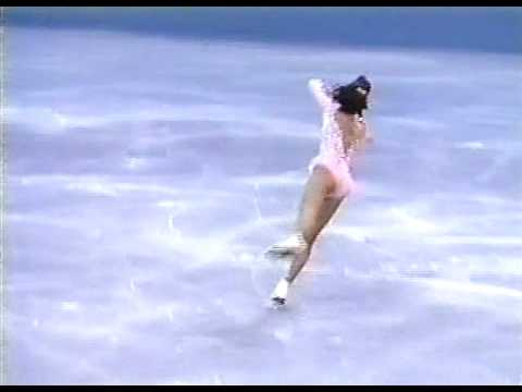 Kristi Yamaguchi  1990 U.S. Figure Skating Championships, Ladies' Free Skate