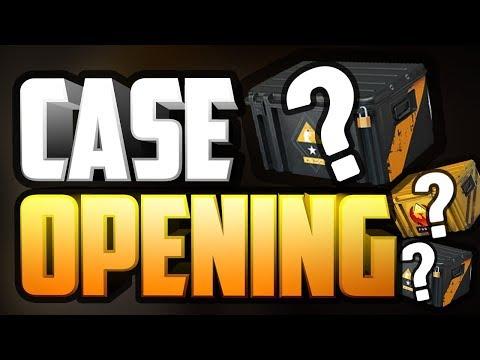CS:GO case opening Horizon