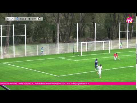 SC Cruas contre le FC Rhône Vallée