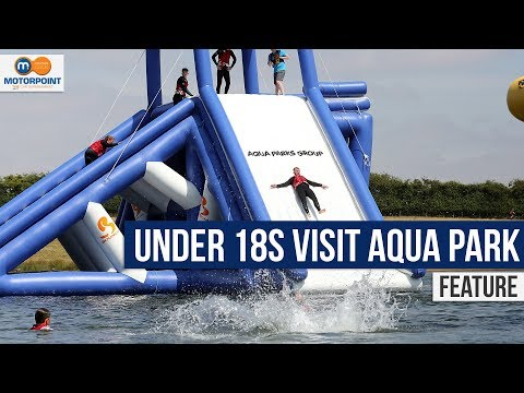 Youth Team Visit Aqua Park Rutland