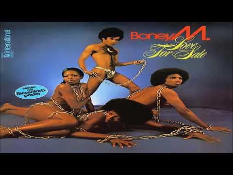 Boney M -  Love For Sale Full Album CD (1977) HQ -- Những bài hát hây nhất cũa Boney M