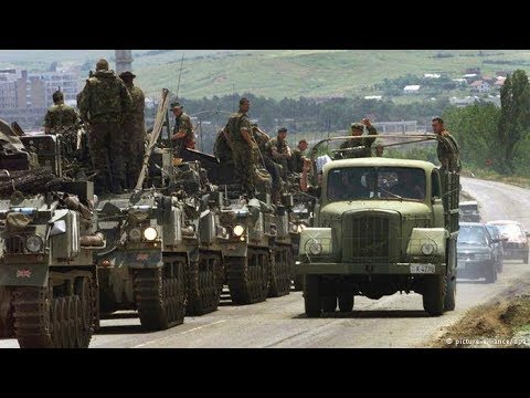 Yugoslav army and police - 1998-1999 - Highway to hell