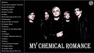 My Chemical Romance Greatest Hits - Best Songs Of My Chemical Romance